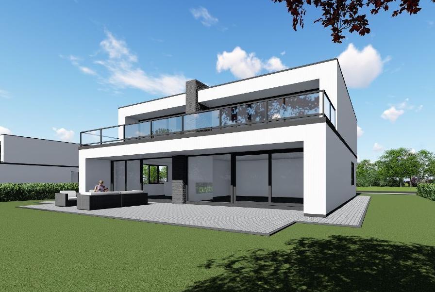 Eigen Huis Bouwen : Eigen huis bouwen op vrije kavel in blitsaerd te leeuwarden